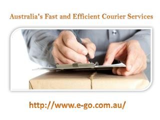 Searching for the Reliable Courier Company in Australia?
