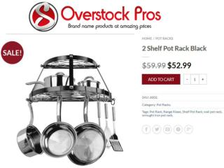 Buy Pot Racks Online