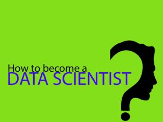 DeZyre InSync-How to become a Data Scientist