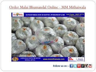 Order Malai Bhumandal online - MM Mithaiwala