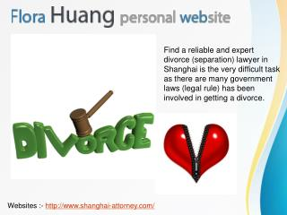 How to find a successful divorce lawyer in China