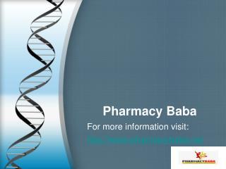 pharmacy baba