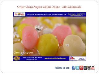 Order Chena Angoor Mithai Online - MM Mithaiwala