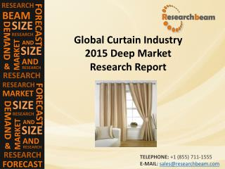 Development Trends Of Global Curtain Industry 2015