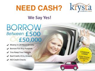 How to get instant loans against your Car as security in UK?