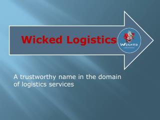 Best Logistics Services in Australia