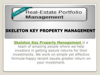 Property Rental Management NY