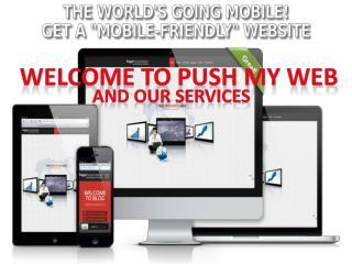 Online Marketing, Web Design, Programming, Mobile App, E-commerce.