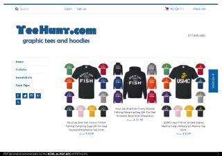 Online T-Shirts, Hooded Sweatshirts, Sleeveless Tank Tops Store