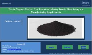 Ferrite Magnet Powder Manufacturing Plant Report