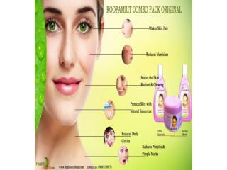Roopamrit- Pure Herbal Skin Care Product