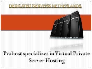 Dedicated server Netherlands