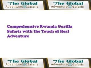 Rwanda Gorilla Safaris Packages