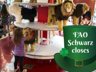 FAO Schwarz closes