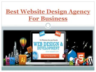 Best Website Design Agency For Business