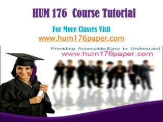 HUM 176 Course/HUM176paperdotcom