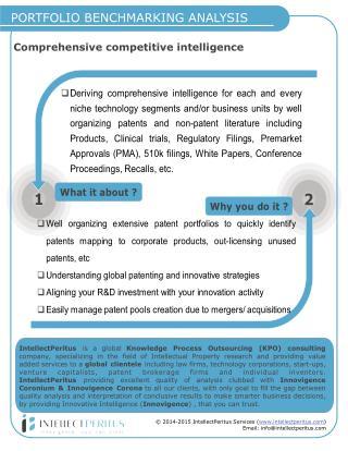 IntellectPeritus: Portfolio Benchmarking Analysis