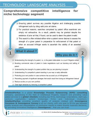 IntellectPeritus: Technology Landscape Analysis