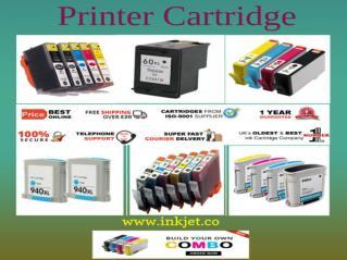 HP Deskjet 3520 Cartridge