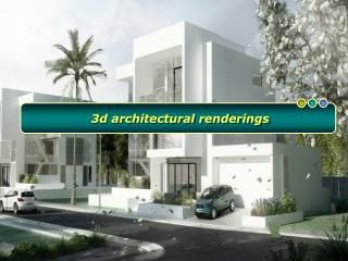 How to Get the Best 3D Architectural Renderings