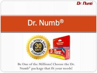 Dr. Numb Review -The Recommended Numbing Cream for Tattoos