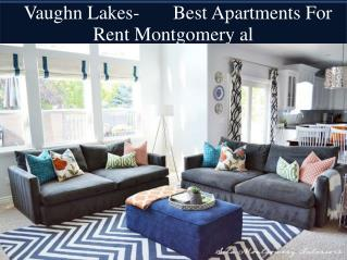 Best Low Income Apartments for Rent montgomery al