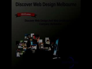 Web Design Melbourne Best way for Responsive Web Design and E-commerce Web site Development
