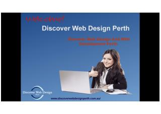 We Web Site Design & Development Perth