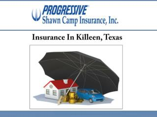 Insurance In Killeen, Texas
