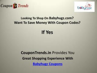 Babyhugz Coupons