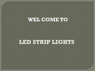 How To Choose Correct Quantity Of Led Light Strips