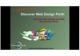 We Web Site Design & Development Perth