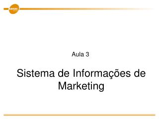 Sistema de Informa  es de Marketing