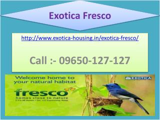 Exotica Fresco Sector -137 Noida luxury Apartments project