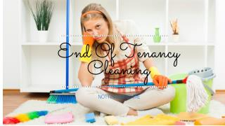 End of Tenancy Cleaning Nottinghamshire
