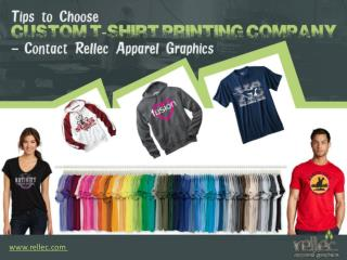 Apparel Graphics – Tips to Choose!