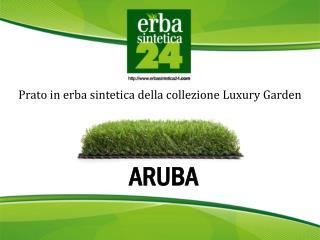 Erba sintetica Aruba - ErbaSintetica24.com