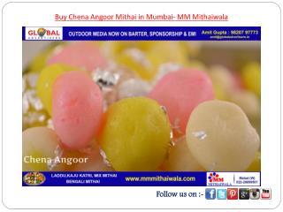 Buy Chena Angoor Mithai in Mumbai- MM Mithaiwala