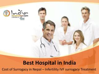 Cost of Surrogacy in Nepal India