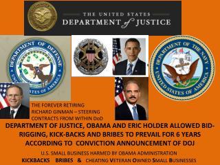 Blog 4 Navy 5 Year Criminal Enterprise- Obama Administration