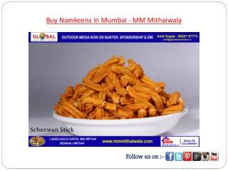 Buy Namkeens in Mumbai - MM Mithaiwala