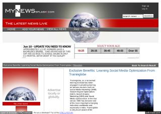 Exclusive Benefits: Learning Social Media Optimization From Traininglobe