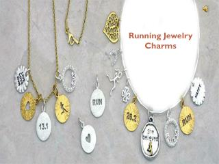 Running Jewelry Charms | Running on the Wall