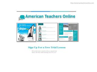 American Teachers Online