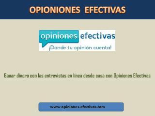 Gana dinero con Encuestas Colombia - Opiniones Efectivas