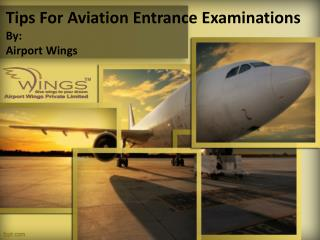 Airport Wings-Aviation Tips
