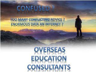 Overseas education consultants in ukraine