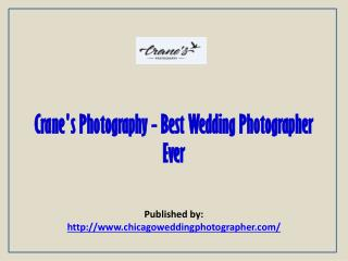 Best Wedding Photographer Ever