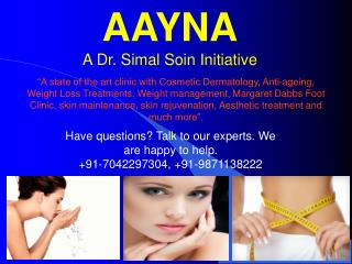 Acne Scar Treatments in Delhi – AAYNA Clinic