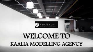 KAALIA MODELLING AGENCY